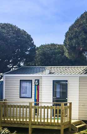 Location mobil-home Bretagne