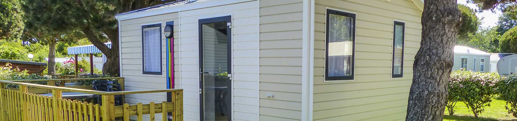 location mobil-home vacances camping bretagne