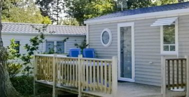 mobil-home 3 chambres camping bretagne