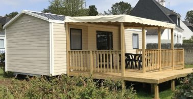 mobil-home 4 places