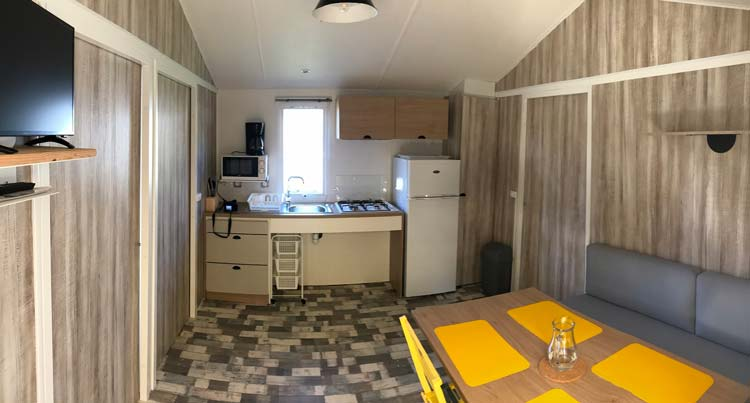 camping mobil-home pmr carnac