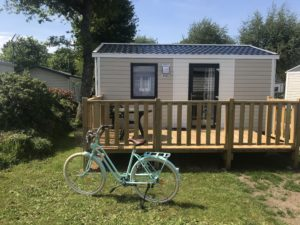 Mobil-home 2 places