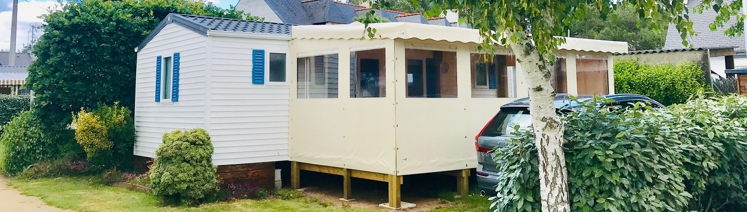 location mobil-home carnac